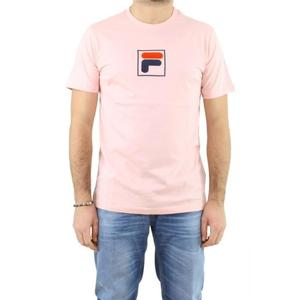 Tee shirt homme rose